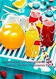 Limonaden, Sommergetr�nke und Sorbets mit dem Thermomix TM5: Thermomix Rezepte