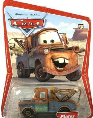 Buy Low Price Mattel Disney Pixar Cars Series 1 Original MATER 1:55 Scale Die Cast Car Figure (B001RMDM9G)