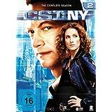 CSI: NY - Die komplette Season 2 6 DVDs