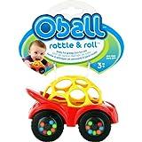 オーボール ラトル&ロール レッドカー 81559