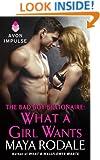 The Bad Boy Billionaire: What a Girl Wants (Wallflower Trilogy Book 3)