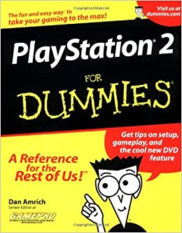 PlayStation 2 For Dummies (For Dummies (Computers)) Paperback