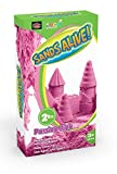 Sands Alive 2lb Bulk Colored Play Sand Building Kit - Passion Pink