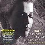 "Bach Meets Gubaidulina (Hardcover Ltd.Deluxe)von ""Anne-Sophie Mutter"""