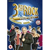 3rd Rock from the Sun - Series 1 - 6 [18-Disc Box Set] [Import anglais]par 3rd Rock from the Sun