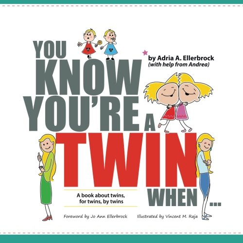 You Know You'Re A Twin When...: A Book About Twins, For Twins, By Twins front-624220