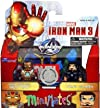 Marvel Minimates Iron Man 3 Heartbreaker Iron Man & Tony Stark Exclusive