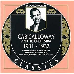 Cab Calloway -  The Chronological Cab Calloway 1932