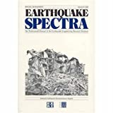 img - for Earthquake Spectra: The Professional Journal of the Earthquake Engineering Research Institute: August 1989: Special Supplement: Armenia Earthquake Reconnaissance Report book / textbook / text book
