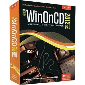 Roxio WinOnCD 2012 PRO