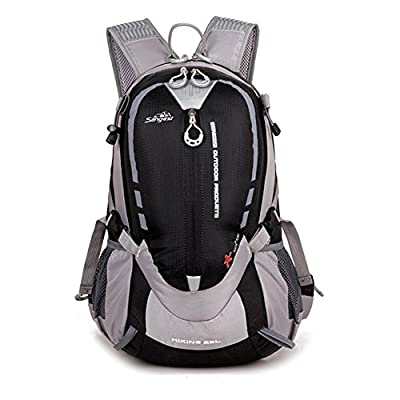 Goldwheat 25L Lightweight Travel Daypack Backpack for Hiking Camping Sports Backpack