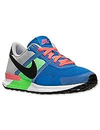Nike Air Pegasus 83/30 Men Shoes Royal Blue/Silver/Poison Green/Black 599482-401