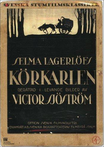 La carreta fantasma / The Phantom Chariot ( Körkarlen ) ( Thy Soul Shall Bear Witness ) [ Origen Sueco, Ningun Idioma Espanol ]