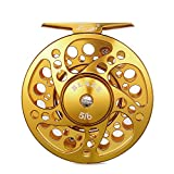 Piscifun® Aluminum Fly Fishing Reel and Spare Spools