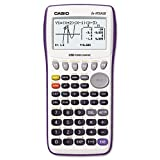 Casio - 9750GII Graphing Calculator, 21-Digit LCD FX9750GII-WE (DMi EA by Casio (Color: black and silver)