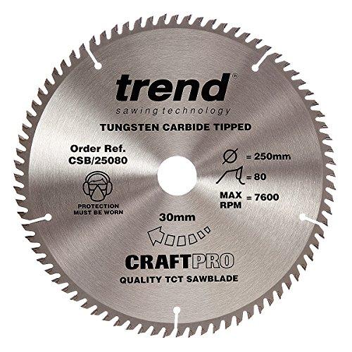 trend-csb-25080-250-x-30-mm-80-teeth-craftpro-saw-blade