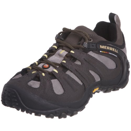 Merrell Men's Chameleon Wrap Slam Lace Up Dusty Olive Trainer J86267 9.5 UK