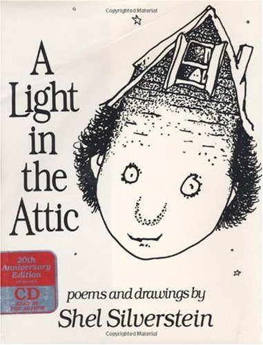 A Light in the Attic (20th Anniversary Edition Book  &amp;  CD)