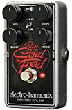 Electro-Harmonix Bass Soul Food Bass Distortion Effects Pedal