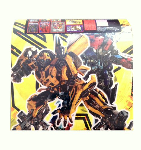 Transformers Dark of the Moon Valentines Light up Box