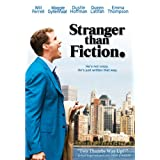Stranger Than Fiction ~ Will Ferrell