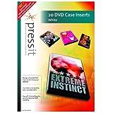 PressIt A4 DVD Case Inserts (20)
