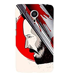 TOUCHNER (TN) Wanted Back Case Cover for Meizu MX5::Meizu Mx 5