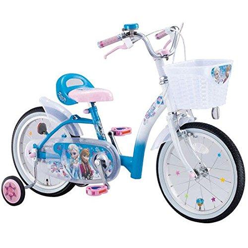 自転車 アナと雪の女王 16インチ
