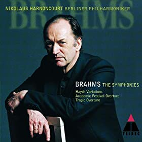 Brahms : Variations On A Theme By Haydn Op.56a, 'St Anthony Variations' : IX Variation 8
