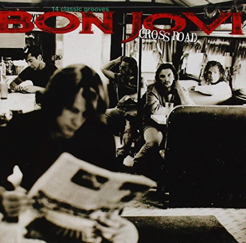 Bon Jovi - Cross Road (Japan, UICL-93006, 2008, 20bit DR 1998) - Zortam Music