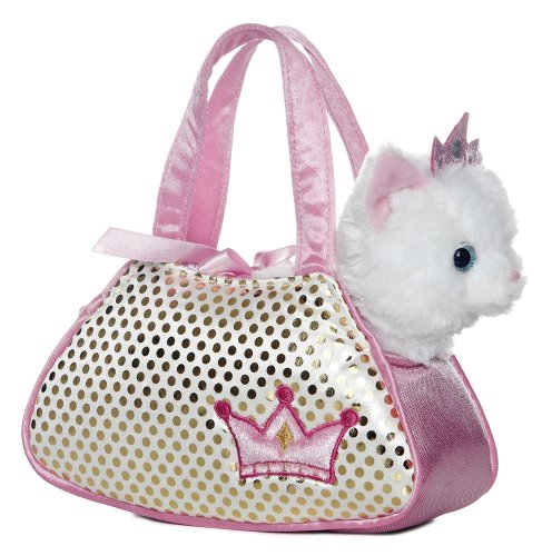 Princess Kitty Fancy Pals Pet Carrier