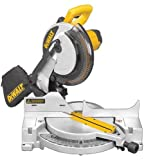 DEWALT DW703 Heavy Duty 10-Inch Compound Miter saw
