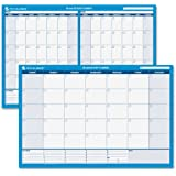 AT-A-GLANCE 30 and 60-Day Undated Horizontal Erasable Wall Planner, 36 x 24 Inches (PM233-28)