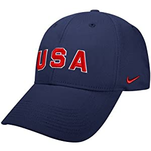 nike 2010 winter olympics team usa navy blue