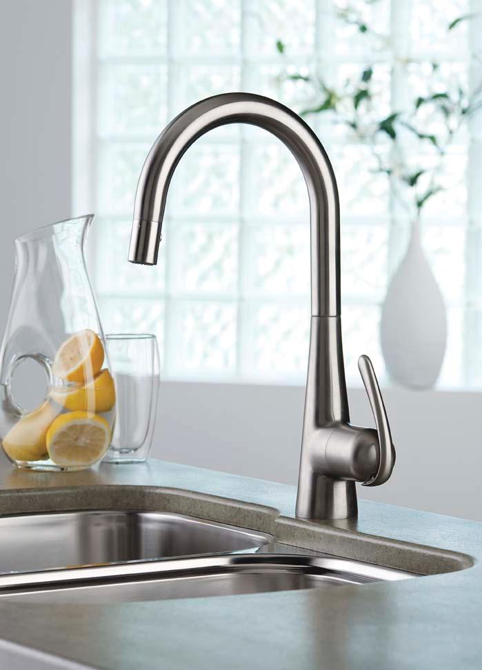Grohe 32226sd0 Ladylux Pro New Sink Stainless Steel