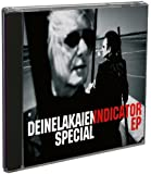 """Deine Lakaien """" Indicator """" EP + Sonic Seducer Jahresrückblick 2010 + DVD-Beilage; Bands: Deine Lakaien (Titel), Nitzer Ebb, Combichrist u.v.m."""