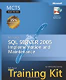 img - for MCTS Self-Paced Training Kit (Exam 70-431): Microsoft SQL Server 2005 Implementation and Maintenance (Pro-Certification) book / textbook / text book