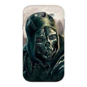 Gorgeous Deadly Skull Back Case Cover for Galaxy Grand Neo Plus