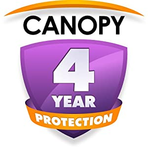Canopy 4-Year Tablet Protection Plan ($350-$400)