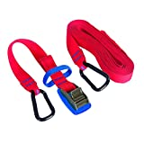 Sea to Summit Carabiner Tie Down Straps (2 Pack)