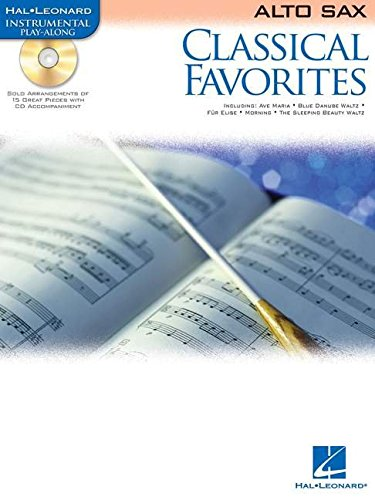 Classical Favorites: For Alto Sax