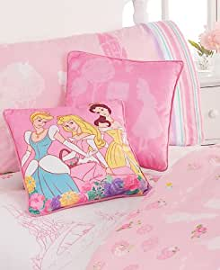 Decorative Princess Pillows : Amazon.com - Disney Princess Elegance Decorative Pillow