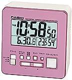 カシオ デジタル電波目覚まし 日付表示 温・湿度表示付 DQD-805J-4JF