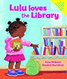 Lulu Loves the Library with multi-language CD