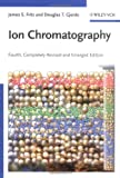 img - for Ion Chromatography book / textbook / text book