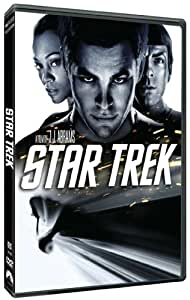 amazoncom star trek singledisc edition chris pine