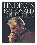 Findings (0671429191) by Leonard Bernstein