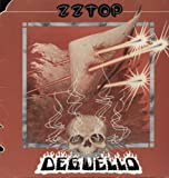 ZZ TOP deguello LP