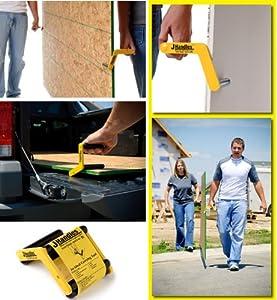 Jhandles Plywood Lifting Tool Drywall Lifts Amazon Com