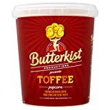 Butterkist Toffee Popcorn 350 g (Pack of 6)
